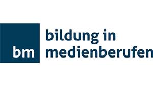 Logo Bildung in Medienberufen