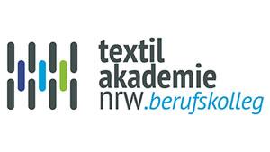 Logo Textilakademie NRW BErufskolleg